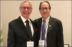 Dr. Eugene Blackstone & Dr. Paul Devlin
